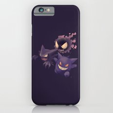 GHOSTS! - Pokémon iPhone 6 Slim Case