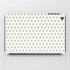 rhombus bomb in tidal foam iPad Case
