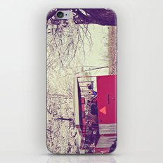 To Spring heaven iPhone & iPod Skin