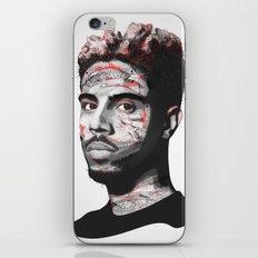 Vic Mensa iPhone & iPod Skin