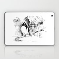 Martian Wintertime Laptop & iPad Skin