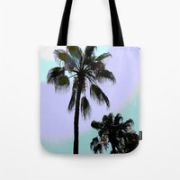 The Palms  Tote Bag