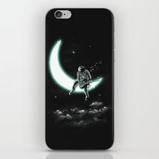 The Moon Song iPhone & iPod Skin