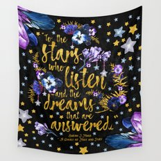 A Court of Mist and Fury - To The Stars Wall Tapestry