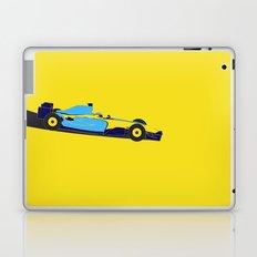 Alonso Renault F1 Laptop & iPad Skin