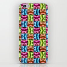 Left, Right, Up, Down iPhone & iPod Skin