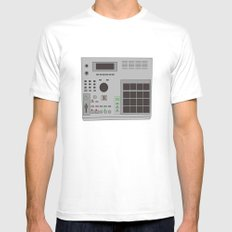 Mpc 2000 Mens Fitted Tee White SMALL