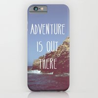 iPhone & iPod Case featuring Adventure is out there by AA Morgenstern