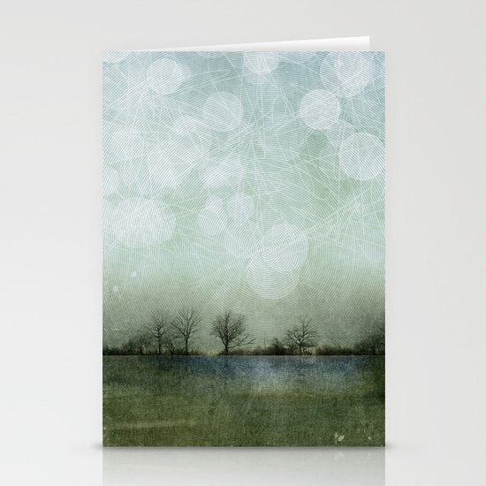 Dreamscape - The Journey Begins Stationery Card