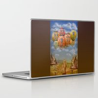 Laptop & iPad Skin featuring Sweet Home by teddynash