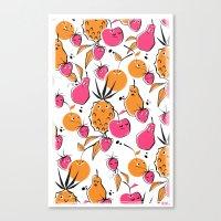 Fruit Punch  Canvas Print