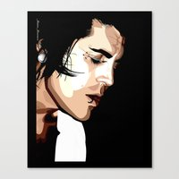 The Feeling of Music Canvas Print