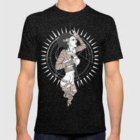 The Bride Mens Fitted Tee Tri-Black SMALL