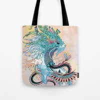 Journeying Spirit (ermin… Tote Bag