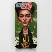 Frida Khalo iPhone 6 Slim Case