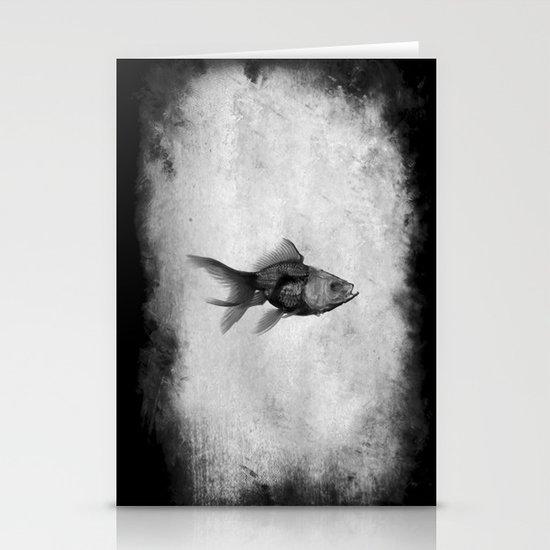 Fish Tank Stationery Card