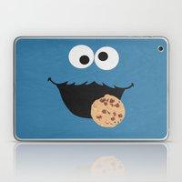 Cookie Monster - Minimal… Laptop & iPad Skin