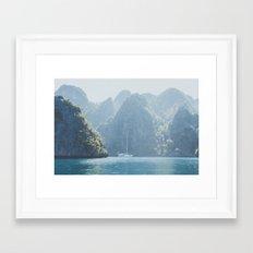 Philippines III Framed Art Print