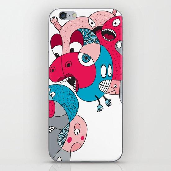 Rhino-Splat iPhone & iPod Skin