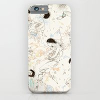 iPhone & iPod Case featuring Circuitring by miguel ministro