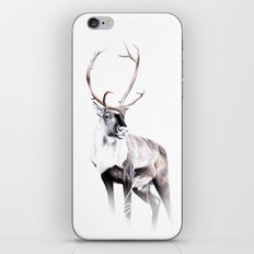 Caribou iPhone & iPod Skin