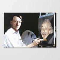 Art Saves Lives (Digital) Canvas Print
