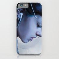 iPhone & iPod Case featuring Listen Yourself by Diamante Murru