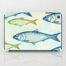 Vintage Fish iPad Case