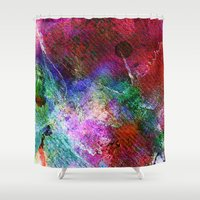 Royal Orchard Shower Curtain