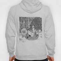Fox Piano Hoody