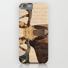 Moose Collage iPhone 6 Slim Case
