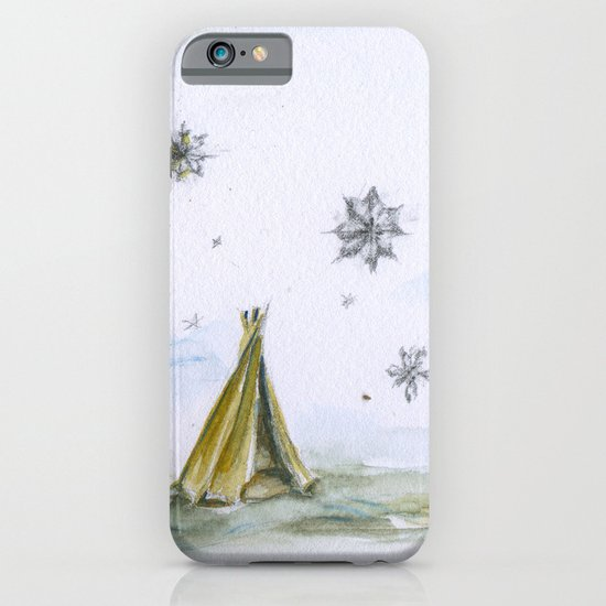 Tent iPhone & iPod Case