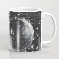 Space Pixels Mug