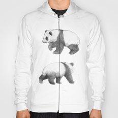Walking Panda sketchSK062 Hoody