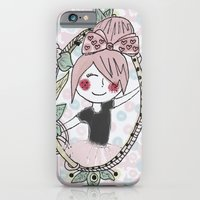 iPhone & iPod Case featuring Little Dancer II by Piarei