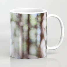 Mystify - Abstract Forest Landscape Mug