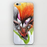 Trickster Smile iPhone & iPod Skin