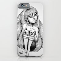 iPhone & iPod Case featuring Raspunzel by ValD
