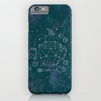 iPhone & iPod Case featuring Tea Time Constellation by Ello Lovey