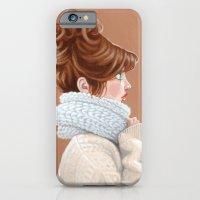 iPhone & iPod Case featuring Bundle up by Erik Krenz