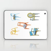 Chairs number 3 Laptop & iPad Skin