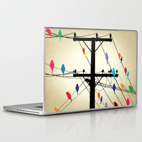 minimal Laptop & iPad Skins featuring MINIMAL by mark ashkenazi