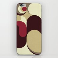 5 Colors Composition (#1… iPhone & iPod Skin