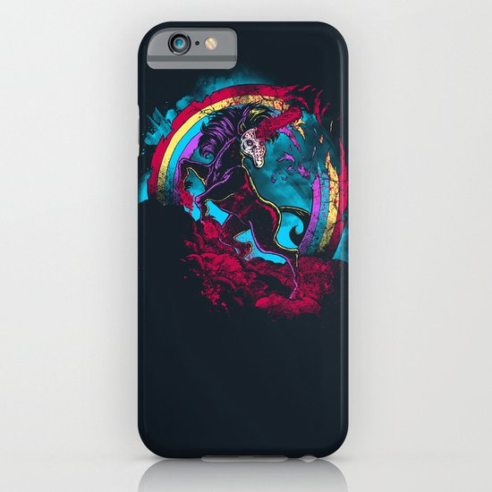 Murdercorn iPhone & iPod Case