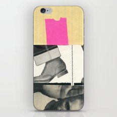 Fairy Boots iPhone & iPod Skin