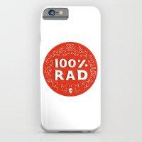 100% Rad iPhone 6 Slim Case