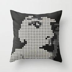 Louise Brooks Throw Pillow