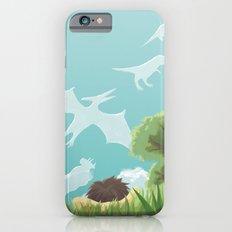 Dinosaur Clouds iPhone 6 Slim Case