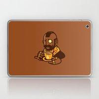Gentleman T Laptop & iPad Skin