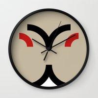 Face 8 Wall Clock